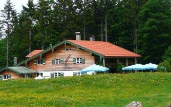 Frasdorfer Hütte und Hofalm