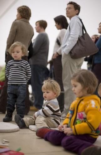 Kinder- und Familienprogramm im Haus der Kunst