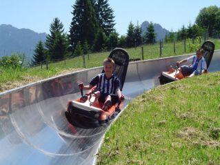Geheimtipp Sommerrodelbahnen in Oberbayern