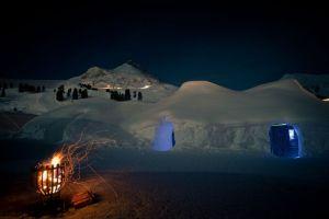 Igludörfer - Eskimo Feeling pur