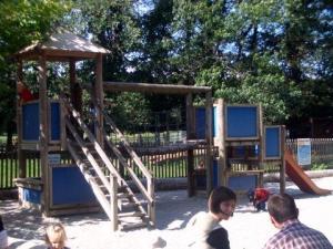 Forsthaus Kasten - Kinderwagen - Wanderung