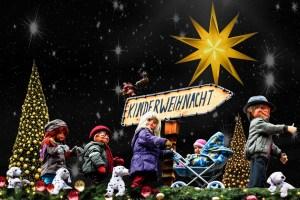 Weihnachtsgeschichte Krippenspiele München