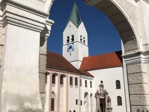 Familien-Ausflug nach Freising