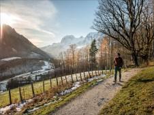 Die schönsten Winter-Landschaftskino-Wege in Oberbayern