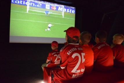Allianz Arena und FC Bayern Erlebniswelt