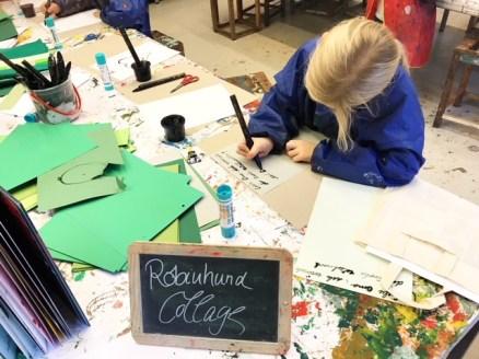 Das Kinderkunsthaus in Schwabing