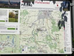 Eine herrliche Kinderwagen-Wanderung entlang des Dr. Faustus-Weges bei Polling