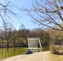 Der Westpark - viel schöner als der Englische Garten