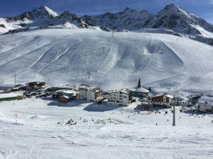 Familienskigebiet, Kühtai, Familienfreundliches Skigebiet, Skiurlaub Familie