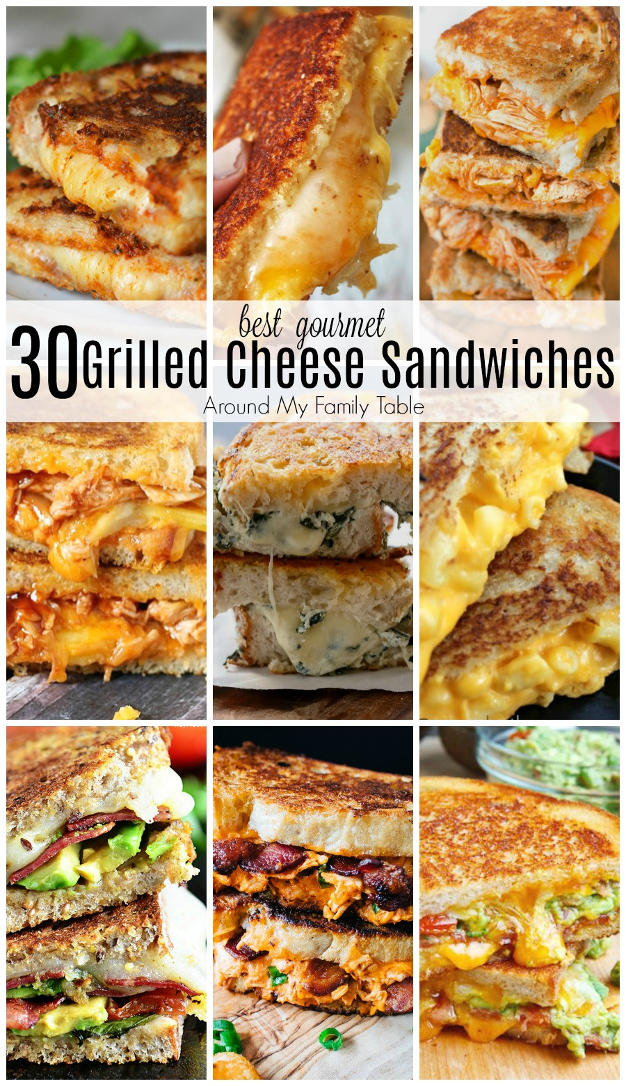 These Are  Of The Best Gourmet Grilled Cheese Sandwiches That Will Satisfy Your Craving For