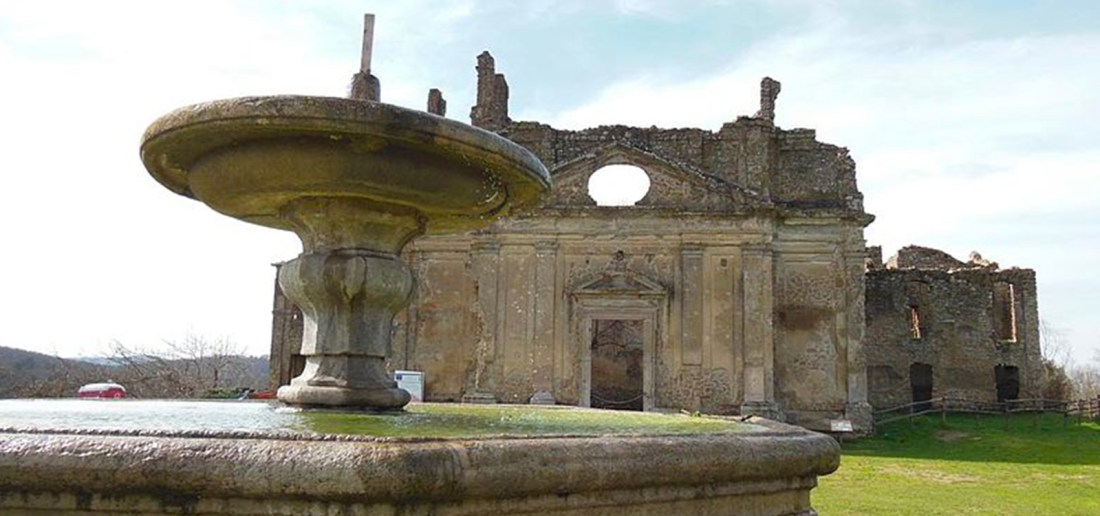 Monterano WikiCommons photo by MM