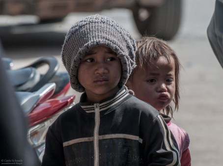 laotische Kinder