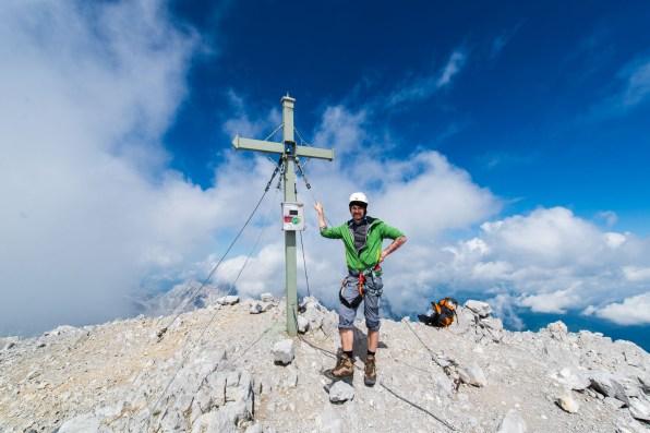 Watzmann Südspitze (2712m)