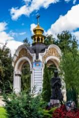 Denkmal in Gärten