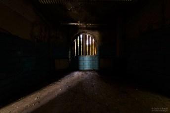 Keller - Licht und Schatten