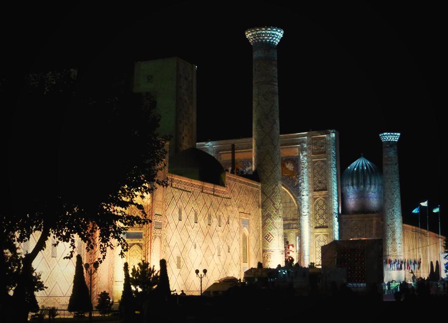 Historical Uzbekistan