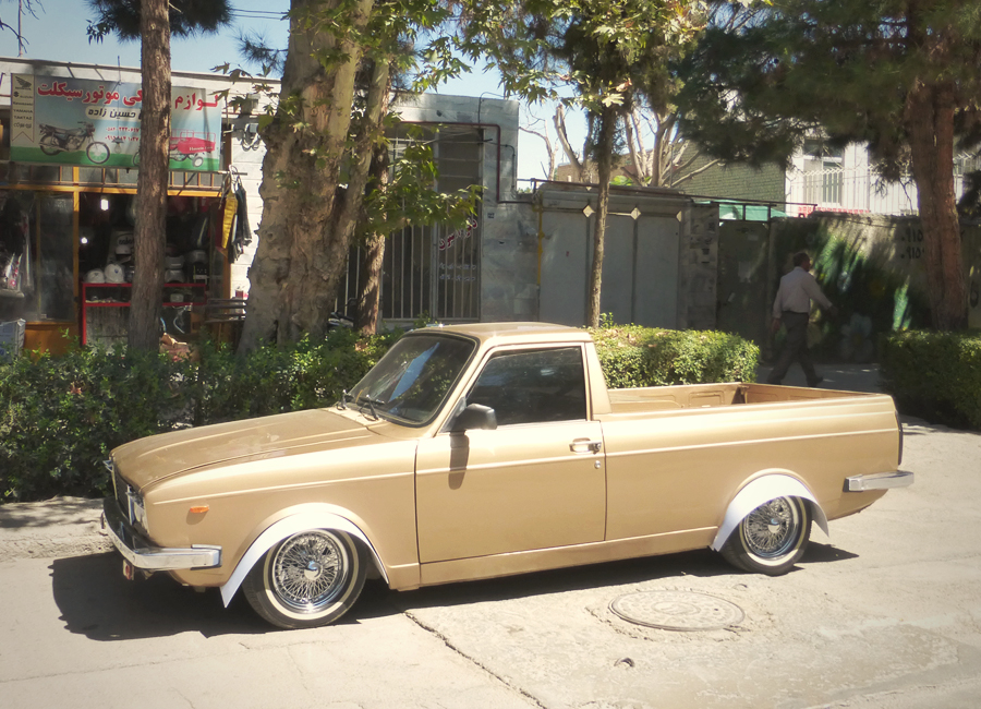 The Paykan