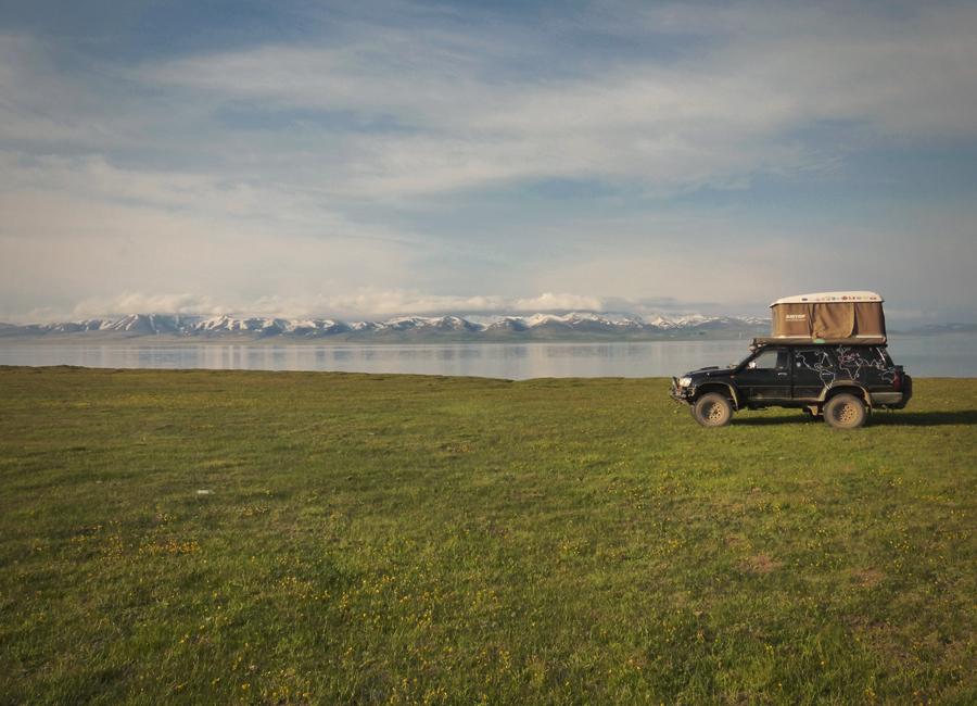 Three Cool Kuls In Kyrgyzstan