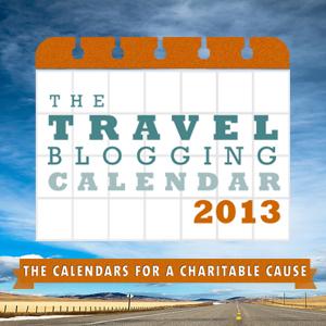 travel blogging calendar