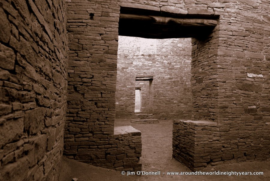 archaeological sites in new mexico