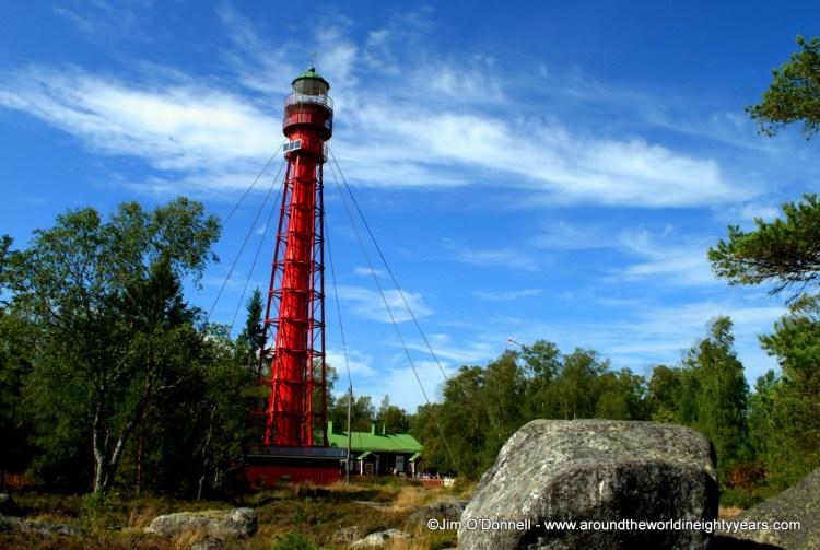 Valsörarna Lighthouse