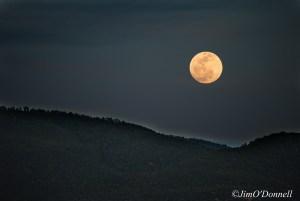 Moonrise Taos