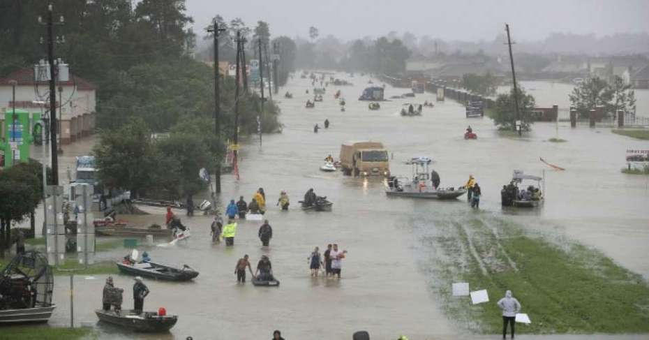 Did Climate Change Cause Hurricane Harvey?