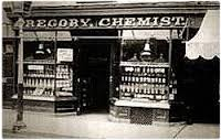 The High St chemist that became Swallowfield