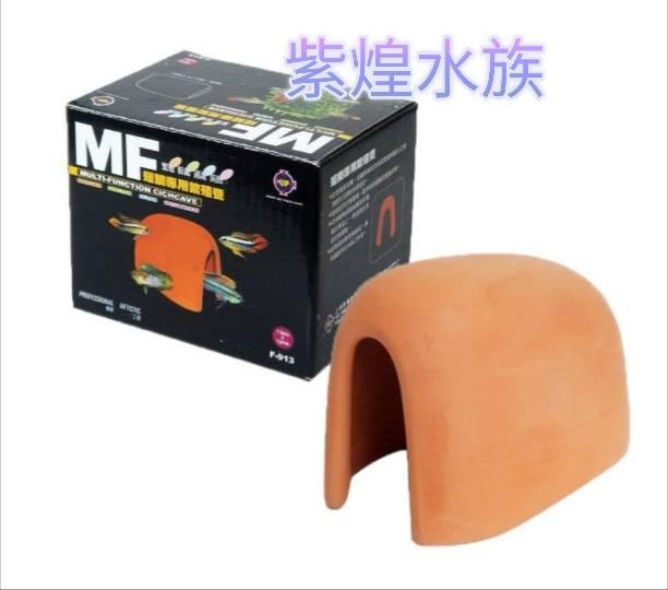 短鯛專用繁殖甕(紅) S2 - 紫煌國際 - arowana-taiwan 亞洲龍魚貿易