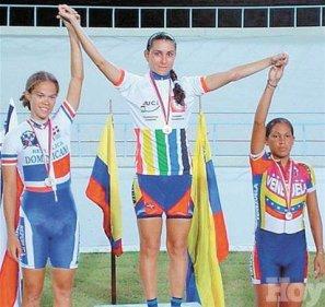 Amelia Blanco plata en Panamericano Cojedes Venezuela 2004