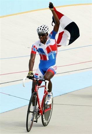 Augusto Sánchez medallista de oro en los Juegos Centroamericanos y del Caribe celebrado tanto en Cartagena,(2006), como en Mayaguez (2010)