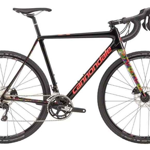 Bicicleta 700 Cannondale Super X Carbon 105 size 54 wow (89575)