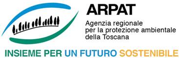 Logo ARPAT - Agenzia Regionale per la Protezione Ambientale della Toscana