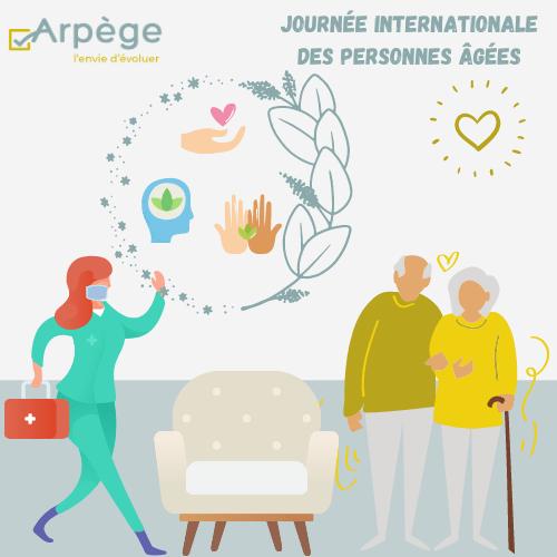You are currently viewing Journée internationale des personnes âgées : Le ressenti des soignants en EHPAD face à la première vague de COVID-19.