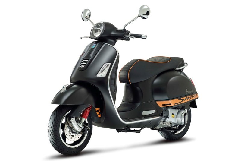 Foto Vespa GTS 125 IE SuperSport ABS ASR 20014