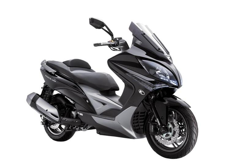Foto Kymco Xciting 400i ABS