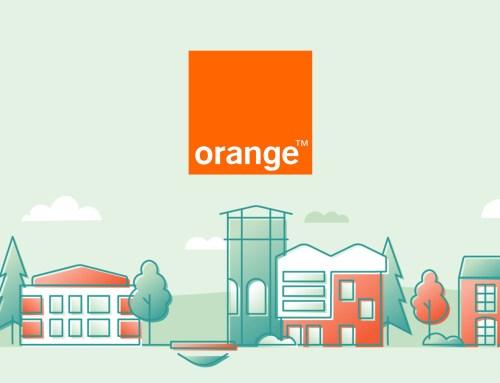 Orange est là