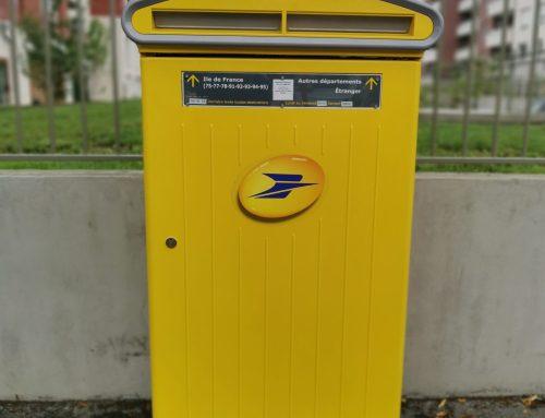 Arrivée de boîtes aux lettres dans le quartier !