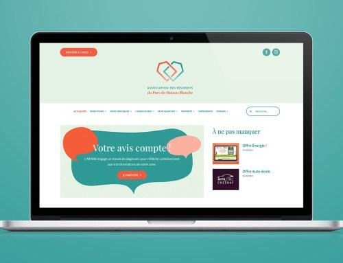 Nouveau logo, nouveau site web !