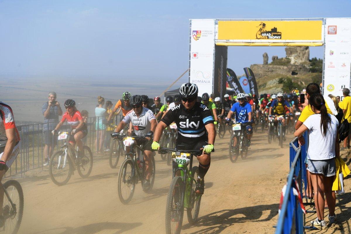 Arad MTB Trophy, la a doua ediţie