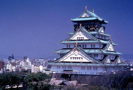 Resultado de imagen para castillo de osaka