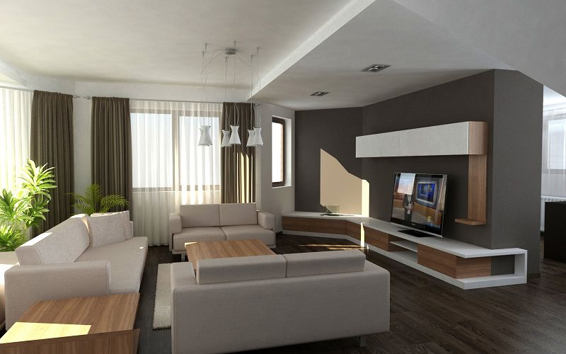 Fotos de casas modernas e interiores on Interiores De Casas Modernas  id=47216