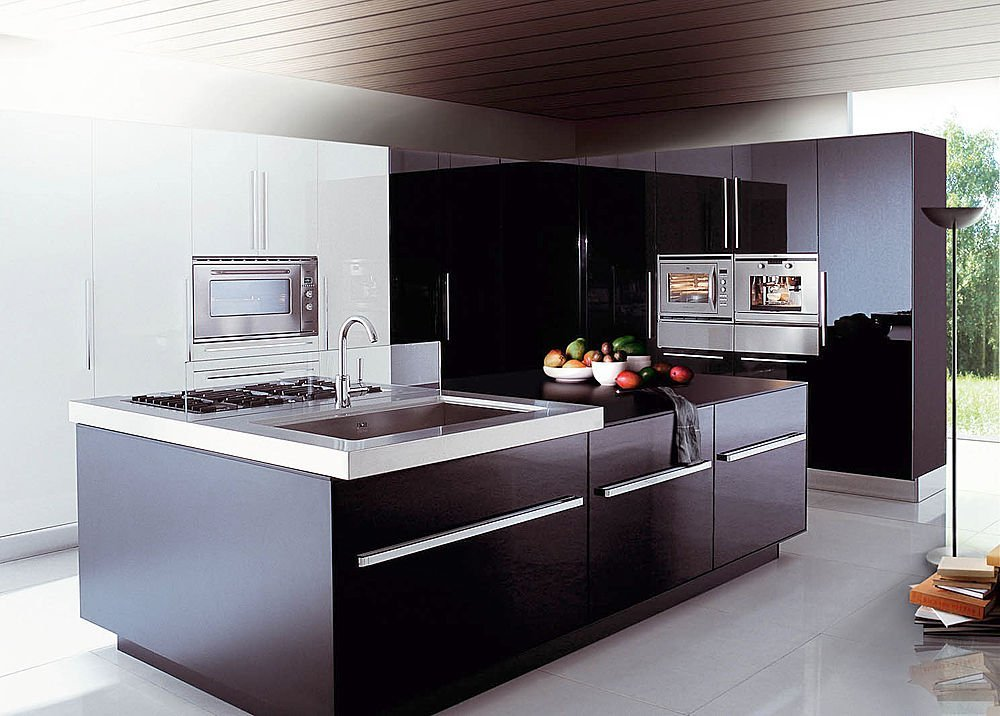 Cocinas Integrales Madera Modernas
