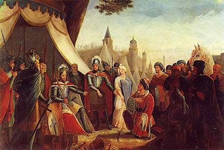 cerco de Lisboa, entre 1 de Julho a 25 de Outubro de1147