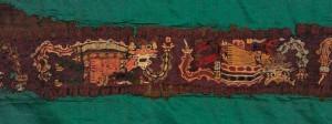 Arte Precolombino: textileria
