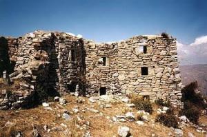 Centro Administrativo Inca de Tarmatambo