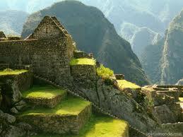 Machu Picchu: Sector Agrícola