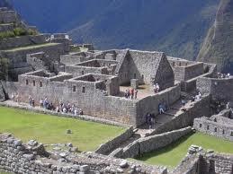 Machu Picchu: Sector Urbano