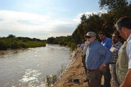 Protegerán huacas lambayecanas El Oro y Las Ventanas con apoyo gubernamental