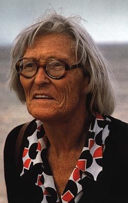 María Reiche, la Dama de Nasca, la matemática alemana que dedicó su vida a proteger las Líneas de Nasca